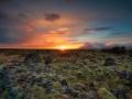 Snæfellsnes sunset, Iceland
