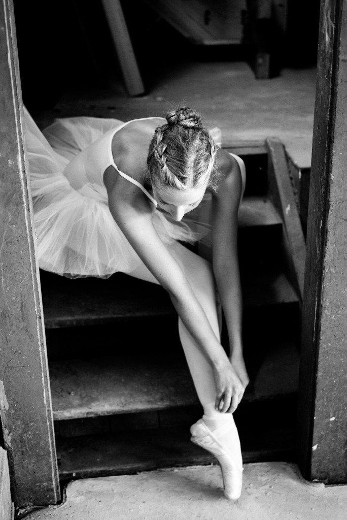 lost ballet scene