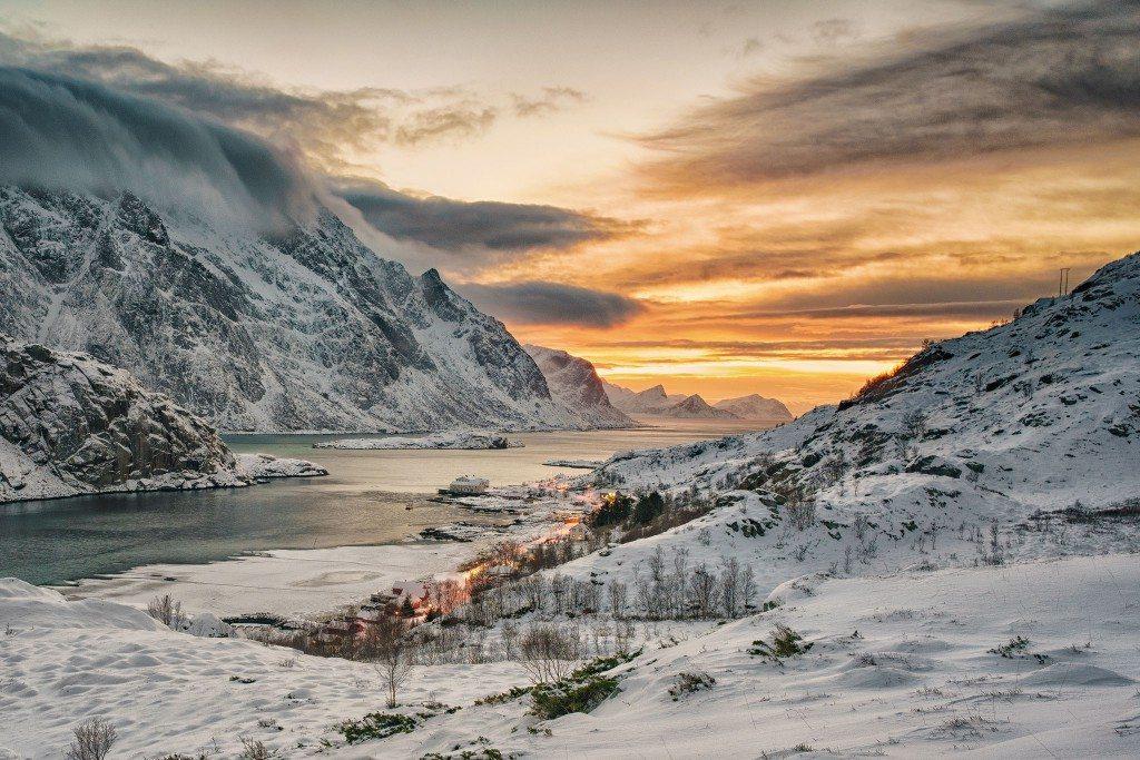 Tangstad Fjord
