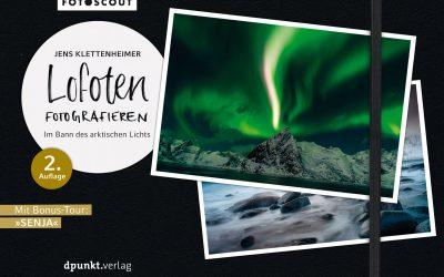 2. Auflage: Fotoscout Lofoten
