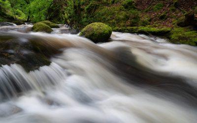 Geroldsau – Wasserfälle entlang des Grobbachs