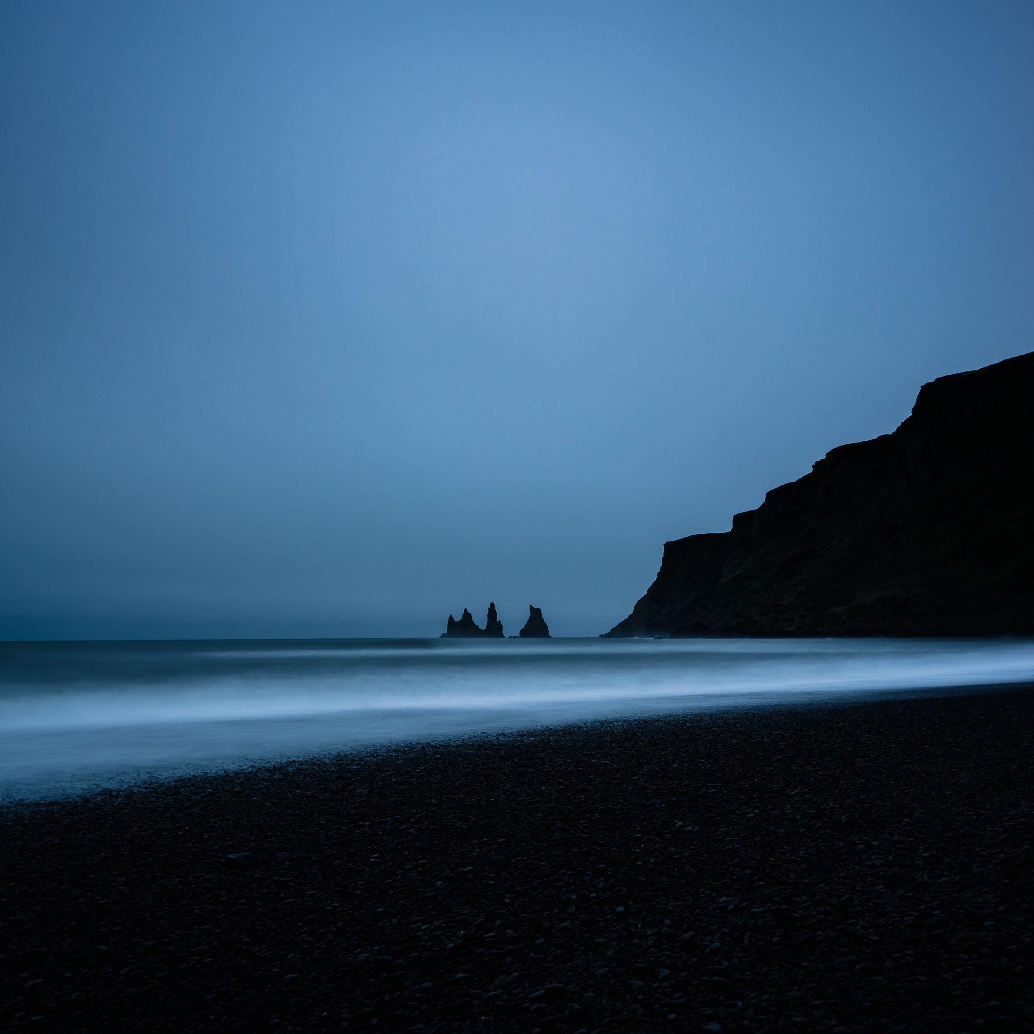 "Limitierte Edition: ""Black Beach"""