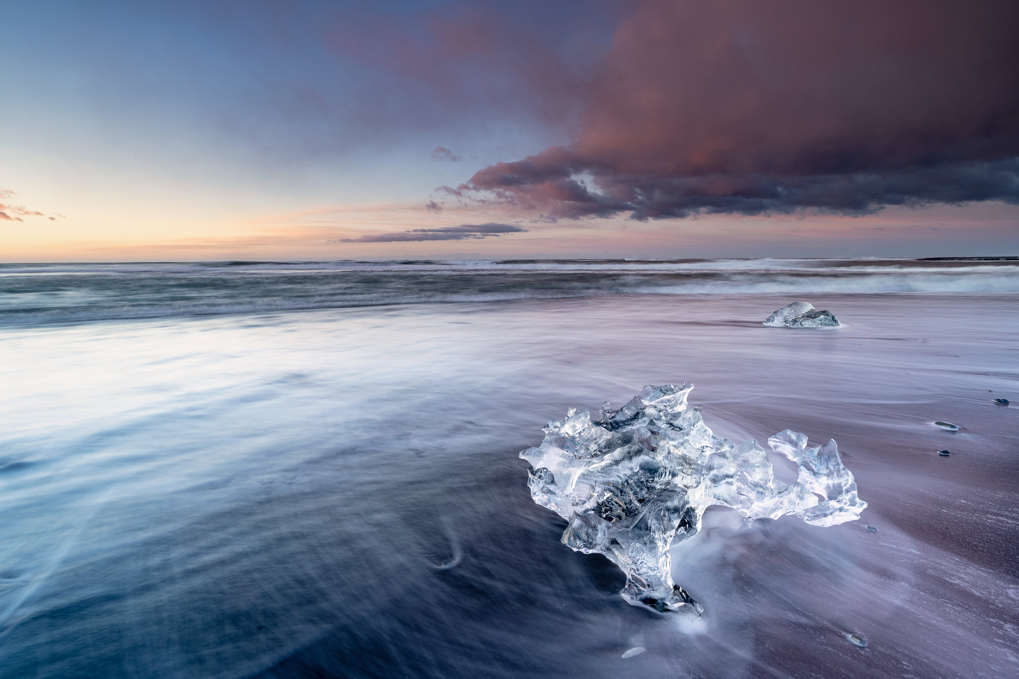 Iceland 2021 - Diamond Beach